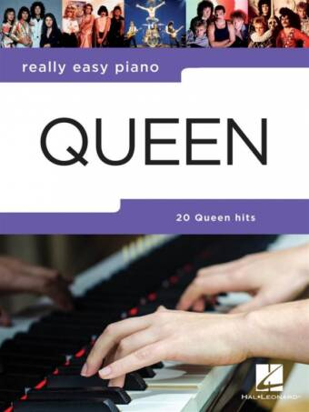 Really Easy Piano – Queen