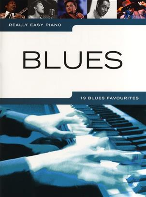 Really Easy Piano – Blues