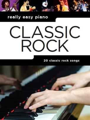 Really Easy Piano – Classic Rock
