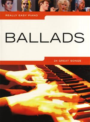Really Easy Piano – Ballads