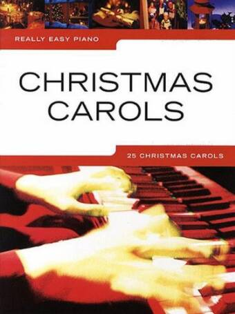 Really Easy Piano – Christmas Carols