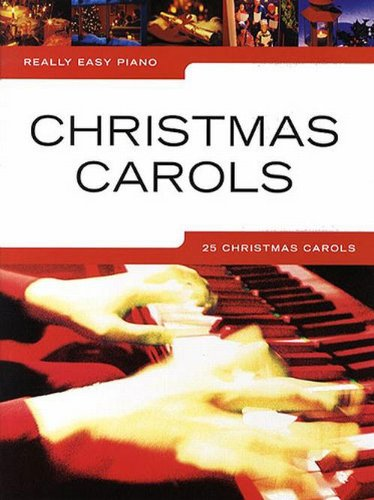 Really Easy Piano –Christmas Carols