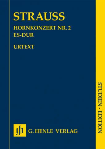 Horn Concerto no. 2 E flat major