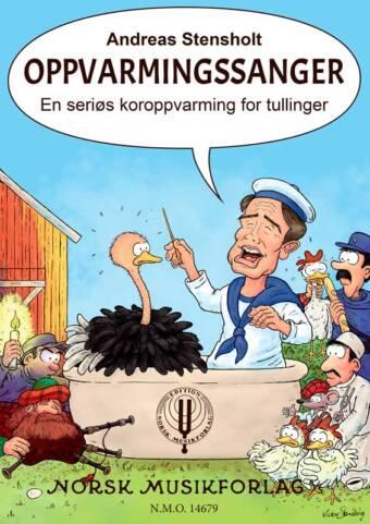 Oppvarmingssanger – En seriøs koroppvarming for tullinger