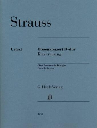 Oboe Concerto D major