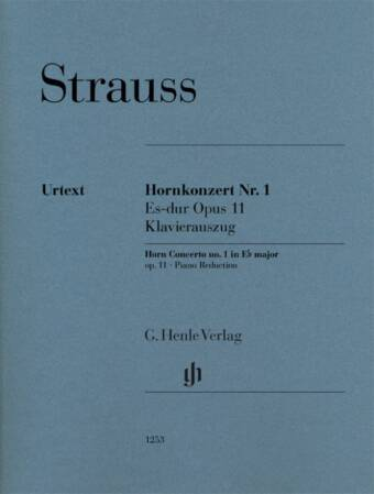 Horn Concerto no. 1 E flat major op. 11