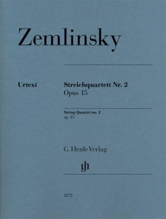 String Quartet no. 2 op. 15