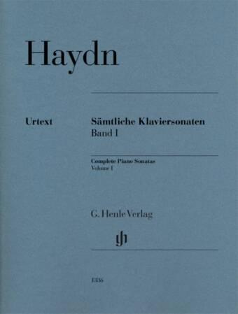 Complete Piano Sonatas Volume I