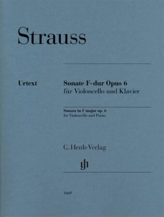 Violoncello Sonata F major op. 6