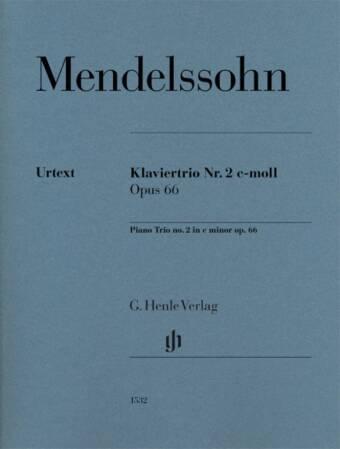 Piano Trio No. 2 in c minor op. 66