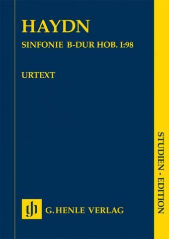 Symphony B flat major Hob. I:98 (London Symphony)