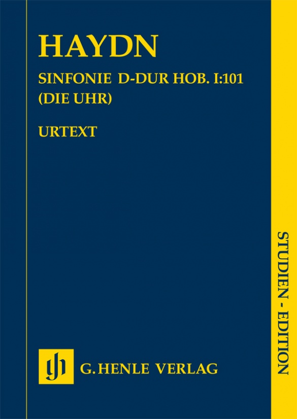 Symphony D major Hob. I:101 (The Clock) (London Symphony)