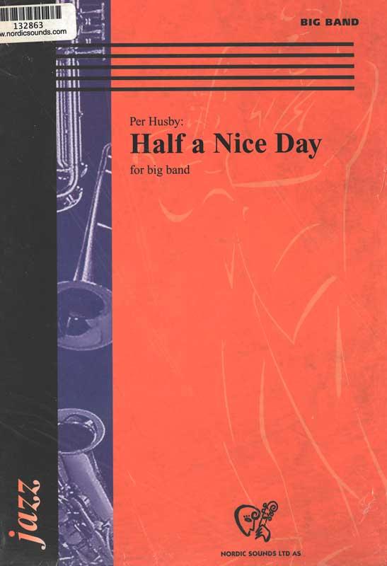 Half a Nice Day (Big Band)