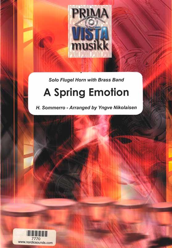 A Spring Emotion (Brass Band)