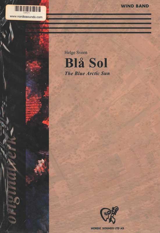 Blå Sol / The Blue Arctic Sun (Wind Band)