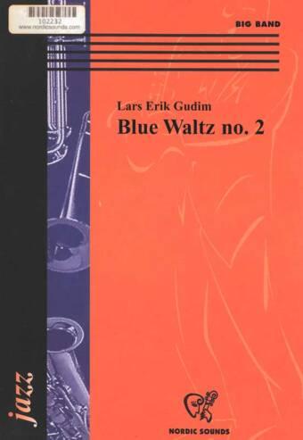 Blue Waltz no. 2 (Big Band)