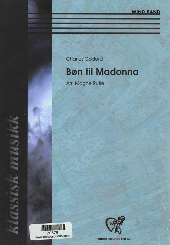 Bøn til Madonna (wind band)