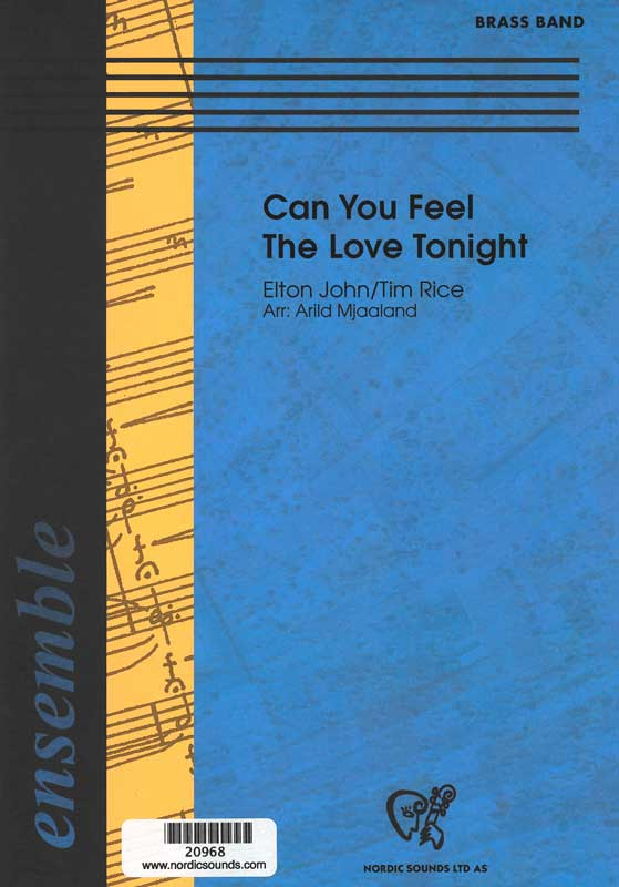 Can You Feel The Love Tonight (Brass band)