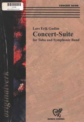 Concert-Suite (Tuba & Symphonic Band)