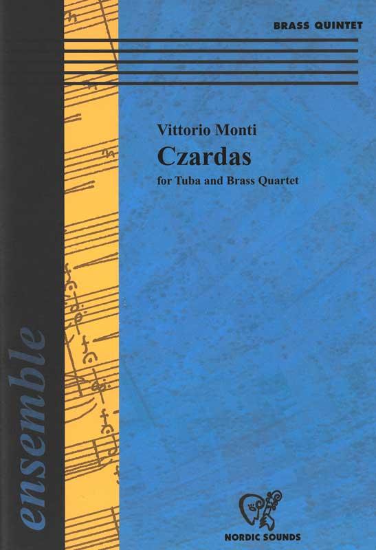 Czardas (Tuba & Brass Quartet)