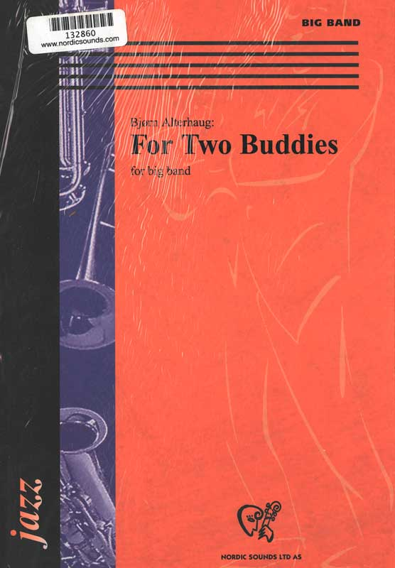 For Two Buddies (Big Band)