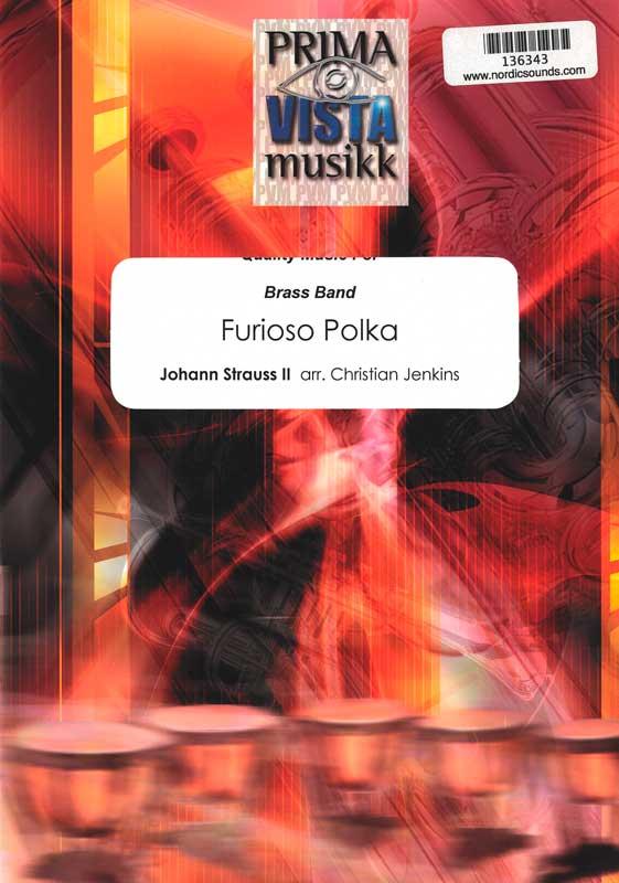 Furioso Polka (Brass Band)