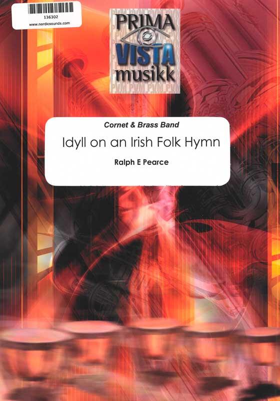 Idyll on an Irish Folk Hymn (Cornet & Brass Band)