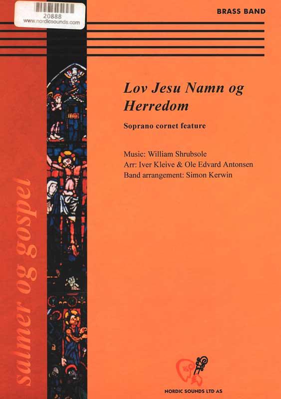 Lov Jesu Namn og Herredom (Brass Band)