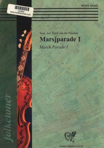 Marsjparade 1 (Wind Band)