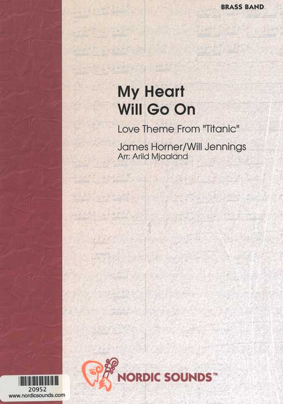 My Heart Will Go On (Brass Band)