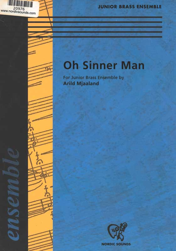 Oh Sinner Man (Jr. Brass Ensembe)