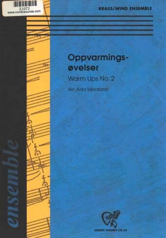 Oppvarmingsøvelser (Brass/Wind Ensemble)