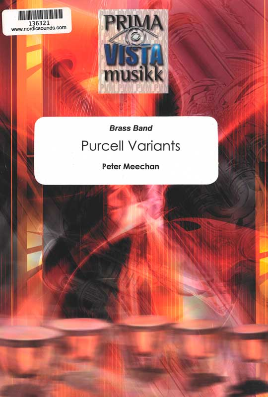 Purcell Variants (Brass Band)