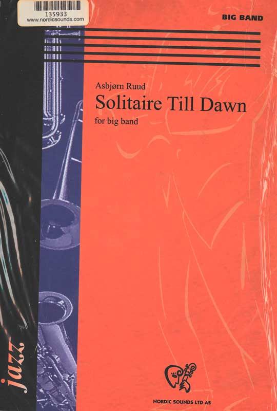 Solitaire Till Dawn (Big Band)