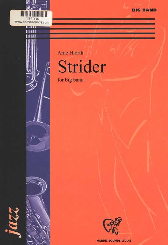 Strider (Big Band)