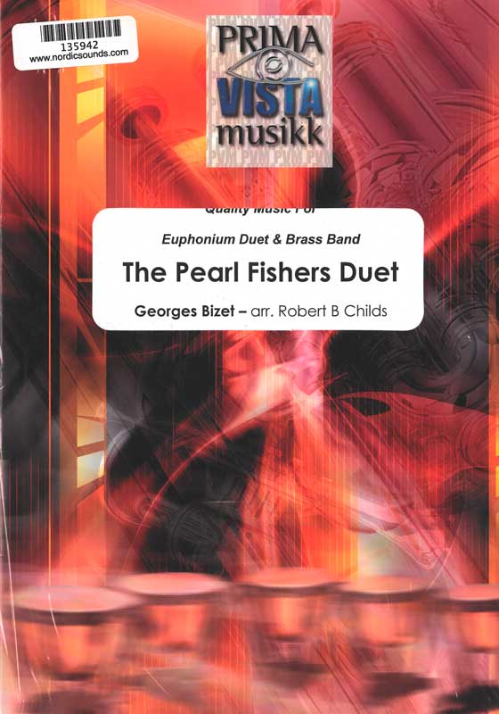 The Pearl Fishers Duet (Brass Band)