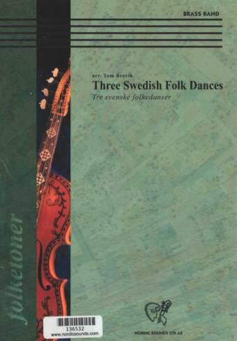 Three Swedish Folk Dances (Brass Band)