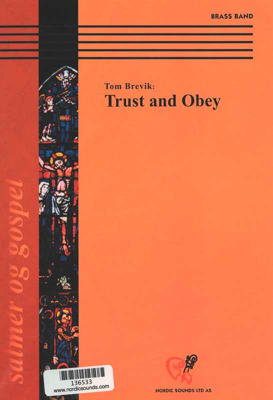 Trust and Obey (Brass Band)