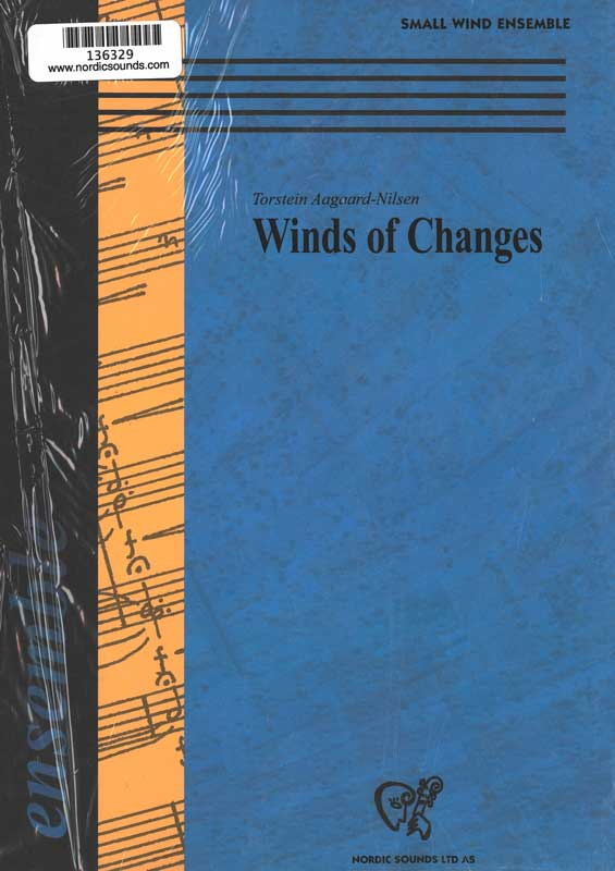 Winds of Changes (Wind Ensemble)