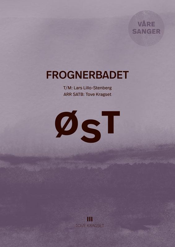 Frognerbadet (SATB)